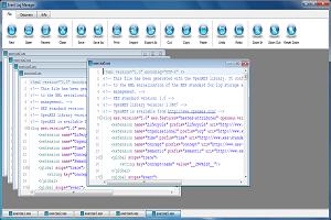 Apertura e gestione log di eventi XES